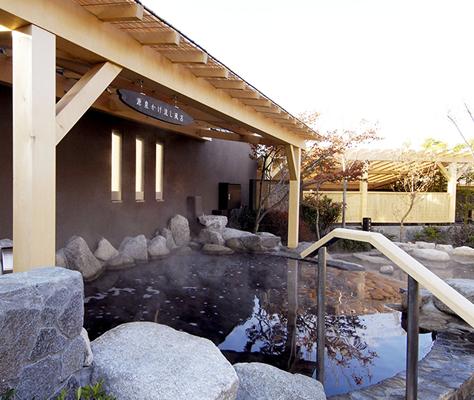 神奈川県の高級日帰り温泉・岩盤浴なら|宮前平源泉湯けむりの庄